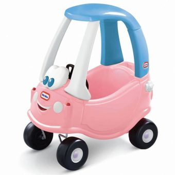 Harga Little Tikes Princess Cozy Coupe (Pink/Blue)