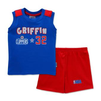 Harga NBA Baby - Muscle Shirt and Shorts Set (Griffin 32)