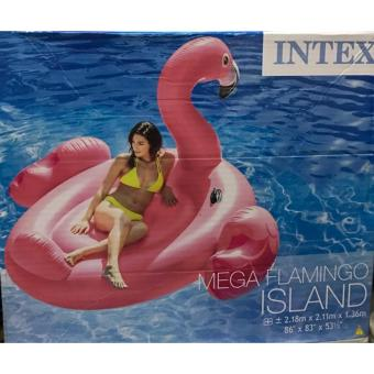 Partyline Inflatable-Mega Flamingo Island-2.18x2.11x1.36m Price Philippines
