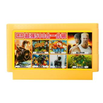 8 bit game cartridge classical game card 500in1 no repetition games for FC video game console Price Philippines