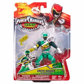 "Power Rangers Dino Charge 4"" Action Figure Green Ranger Price Philippines"