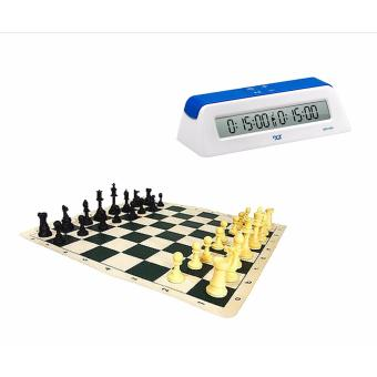 Eureka Chess Set with DGT Chess Clock Price Philippines