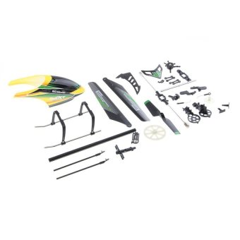 Harga DHS Replacement Spare Parts for V912 RC Radio Control Helicopter 33 PCS - Intl