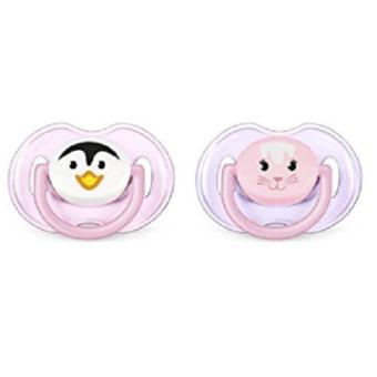 Philips AVENT BPA Free Animal Pacifier Pack of 2 (Style and Color May Vary) Price Philippines