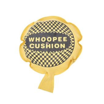 Harga Whoopee Cushion Jokes Gags Pranks Noise Maker Trick Funny Toy Fart Pad - intl