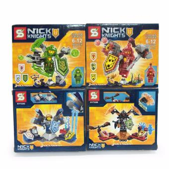 Harga SY722 Nick Knights Lego Set