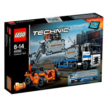 Harga LEGO Technic Container Yard