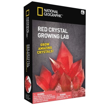 National Geographic Crystal Grow Toy (Red) Price Philippines