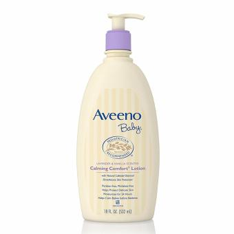 Harga Aveeno Baby Calming Comfort Lotion 532ml