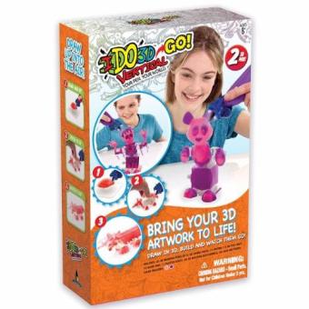 Harga I Do 3D Vertical Go With 2 (3D Pens)