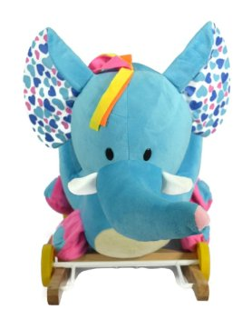 Rocking Elephant (SkyBlue) Price Philippines