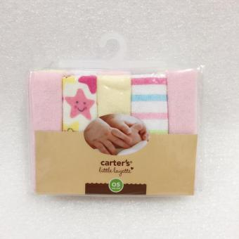 Harga Carter's 10pc Baby Washcloth