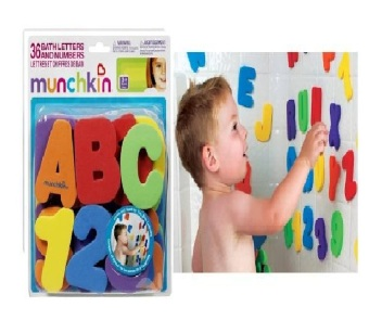 Munchkin Bath Letters & Numbers Price Philippines