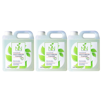 Nature to Nurture Multi Purpose Cleaner Concentrate 1000ml Set of 3 Price Philippines