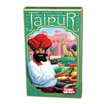 Harga Jaipur Cards Game 2 Players Board Game Strategy In Funny Transactions Metting Game with English Instruction Christmas Party Game - intl