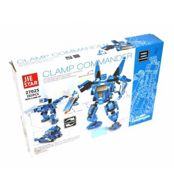 Harga 282 PCS CLAMP COMMANDER LEGO