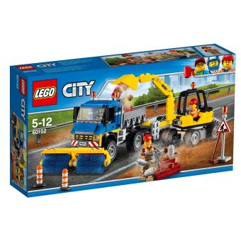 LEGO City Great Vehicles Sweeper & Excavator Price Philippines