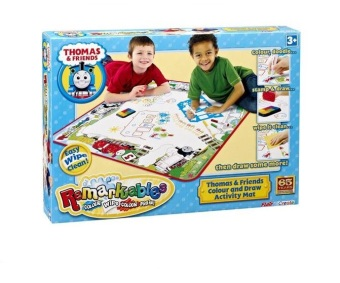 Harga Thomas & Friends Remarkables Mat