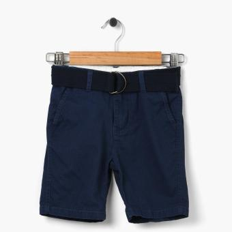 Just Jeans Boys Cross Hatch Chino Shorts (Blue) Price Philippines