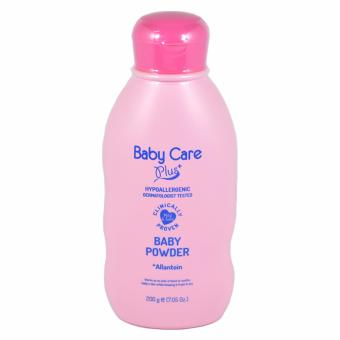 Baby Care Plus Pink Baby Powder 200g Price Philippines