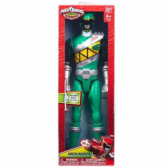 "Power Rangers 6"" Inches Dino Charge Action Figure Green Ranger, Price Philippines"