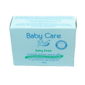 Baby Care Plus Blue Baby Soap 90g Price Philippines