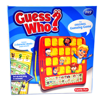 Harga HAPPY KIDS Guess Who Fun and Learning Board Game