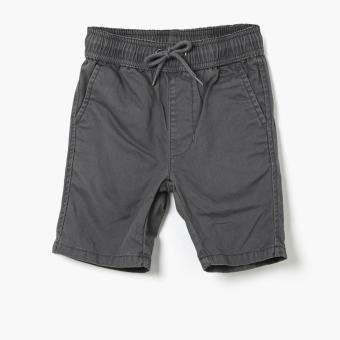 Just Jeans Boys Drawstring Bermuda Shorts (Gray) Price Philippines