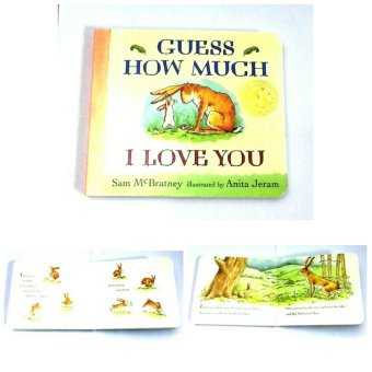 Harga Guess How Much I Love You By Sam McBratney Book