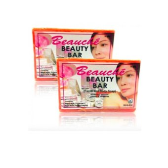 Beauche Beauty Soap Bar 90g Set of 2 Price Philippines