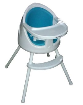 Baby 1st 3 in 1 High Chair, Low Chair & Booster Seat (blue) Price Philippines