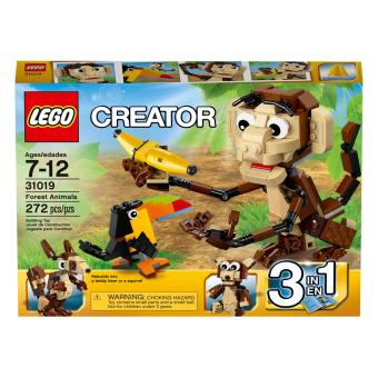 Harga LEGO Creator Forest Animals