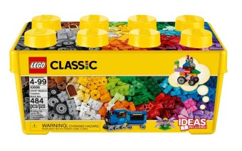 Harga LEGO Classic LEGO® Medium Creative Brick Box