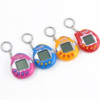 BUYINCOINS 1PCS 90S Nostalgic 49 Pets in One Cyber Toy Funny Tamagotchi Lovely - intl Price Philippines