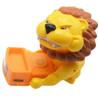 Harga Do not Wake Lion Fierec Lion Beware of Simba Puzzle Game Toy Set