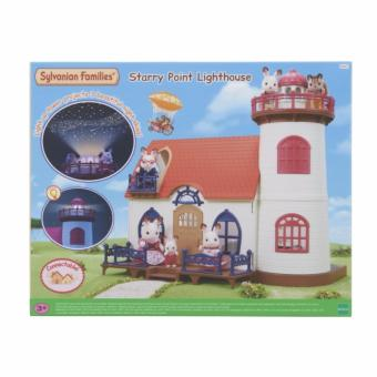 Harga Sylvanian Families Starry Point Lighthouse