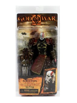 God of War Kratos In Ares Armor w/ the Blades of Olympus ( Multicolor ) Price Philippines