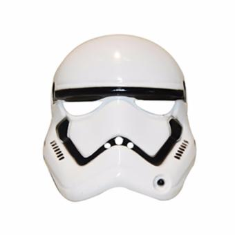 Harga Star Wars Stormtrooper Mask