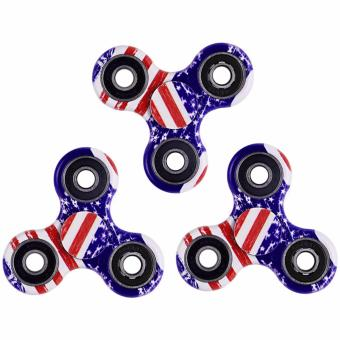 Harga Smart Fidget Gyro Spinner 3PCS