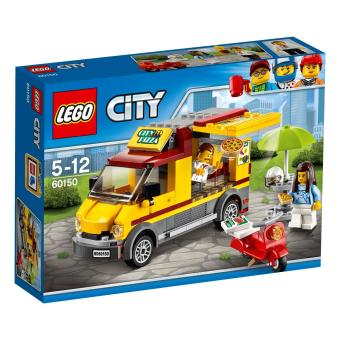LEGO City Great Vehicles Pizza Van Price Philippines