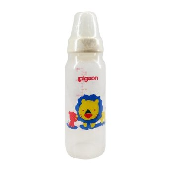 Harga Pigeon Lion Feeding Bottle 240ml