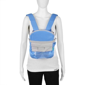 Bebeta 3-Way Baby Carrier (Blue) Price Philippines