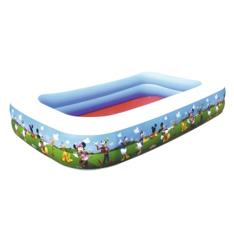 Harga Bestway Mickey Club House 8.6x 69x 20/2.62m x 1.75m x 51cm Family Pool