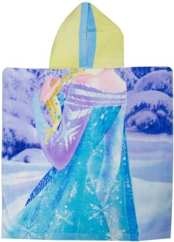 Harga Frozen Elsa Kid's Hooded Towel