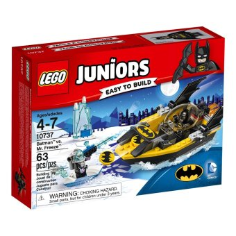 Harga LEGO Juniors Batman™ vs. Mr. Freeze™