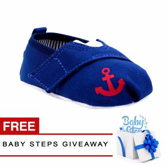 Harga Baby Steps Baby Boy Shoes and Giveaway