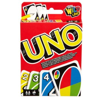 Mattel Games Uno Card Price Philippines