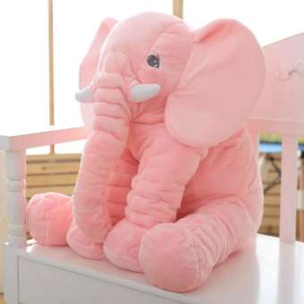 Allwin Stuffed Animal Cushion Kids Baby Sleeping Soft Pillow Toy Cute Elephant Price Philippines