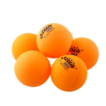 Harga 6Pcs 3 stars DHS 40MM Olympic Tennis Orange Ping Pong Balls Competition Durable