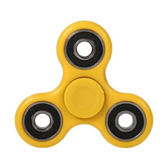 1Pc EDC Hand Spinner Gift Tri Fidget Steel Ball Widget Toy for Kids/Adult -Intl - intl Price Philippines